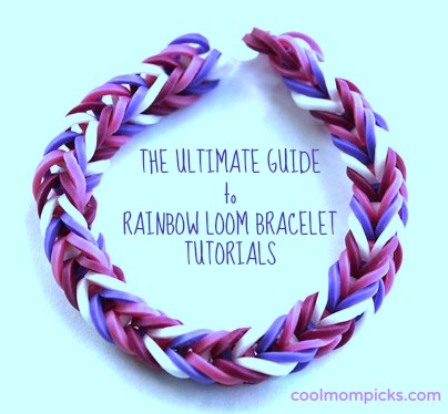 How To Make Or Buy The Coolest Rainbow Loom Bracelet