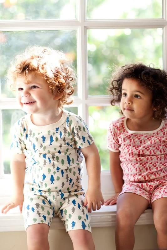 Organic Kids Pajamas That Might Bring More Pleasant Dreams