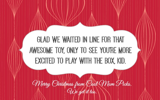 Merry Christmas Cool Moms And Dads Cool Mom Picks