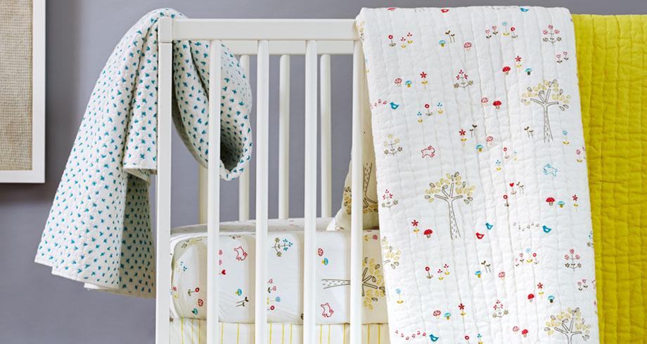gender neutral crib bedding ideas reader q a cool mom picks