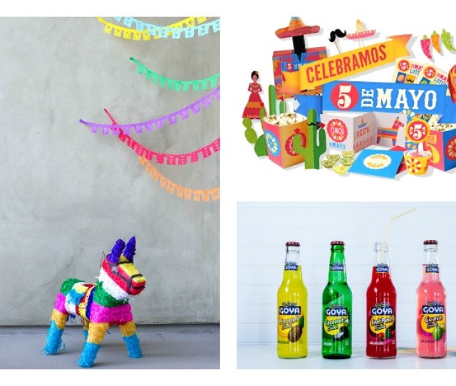 Throw A Family Friendly Fiesta With These Quick And Easy Cinco De Mayo Party Ideas
