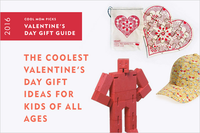 21 Cool Valentines Day Gift Ideas For Kids From Toddlers