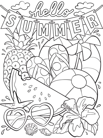 coloring pages printable # 9
