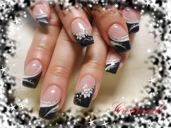 Acrylic Nails Alternate Alternative Cute Grunge Hipsta