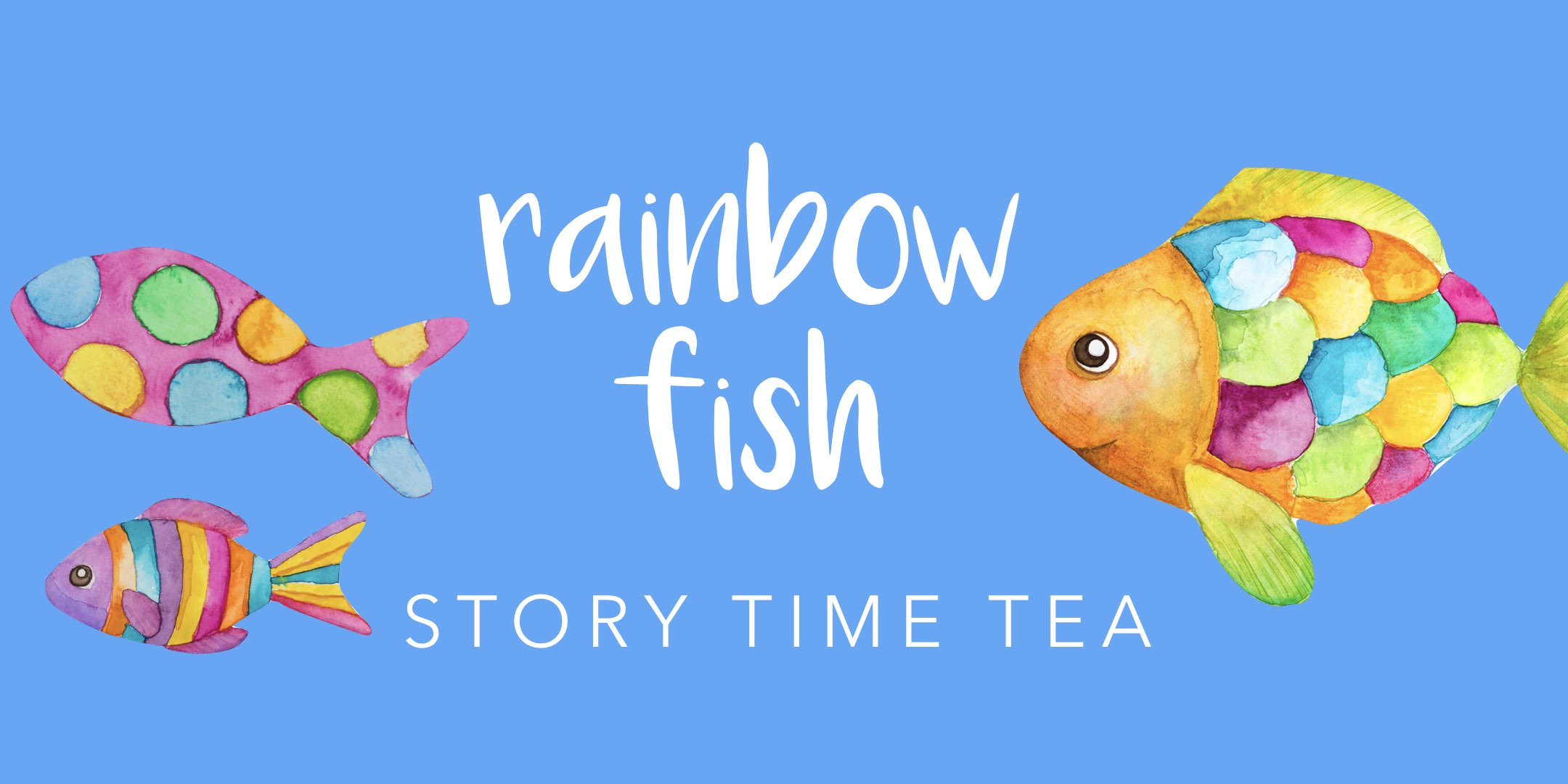 Pictures Of Rainbow Fish Story
