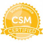 Scrum Alliance CSM Certification