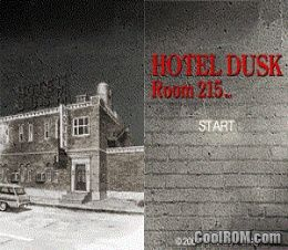 Hotel Dusk Room 215 ROM Download For Nintendo DS NDS
