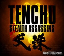 Tenchu Stealth Assassins Europe ROM ISO Download For Sony Playstation PSX