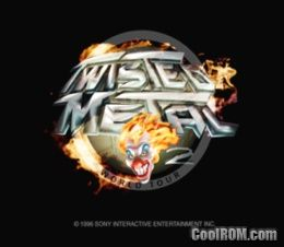 Twisted Metal - World Tour (Europe) ROM (ISO) Download for Sony Playstation / PSX - CoolROM.com.au