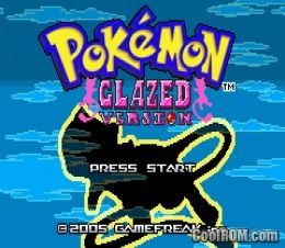 Pokemon Glazed Hack ROM Download For Gameboy Advance