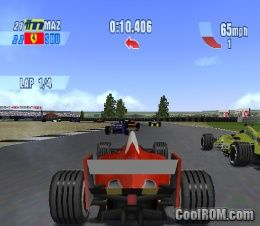 F1 Championship Season 2000 ROM (ISO) Download for Sony Playstation / PSX - CoolROM.com