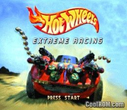 Hot Wheels - Extreme Racing ROM (ISO) Download for Sony Playstation / PSX - CoolROM.com