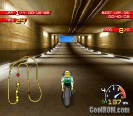 Moto Racer ROM (ISO) Download for Sony Playstation / PSX - CoolROM.com