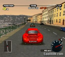 Need for Speed - Porsche Unleashed ROM (ISO) Download for Sony Playstation / PSX - CoolROM.com