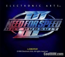 Need for Speed III - Hot Pursuit ROM (ISO) Download for Sony Playstation / PSX - CoolROM.com
