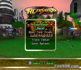 RC Revenge ROM (ISO) Download for Sony Playstation / PSX - CoolROM.com