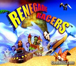 Renegade Racers (Europe) ROM (ISO) Download for Sony Playstation / PSX - CoolROM.com