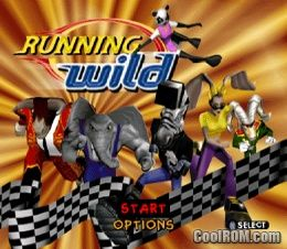 Running Wild ROM (ISO) Download for Sony Playstation / PSX - CoolROM.com