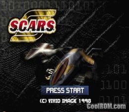 S.C.A.R.S. ROM (ISO) Download for Sony Playstation / PSX - CoolROM.com