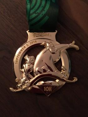 10K Medal