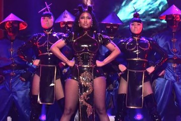 Nicki Minaj SNL Chun Li backlash