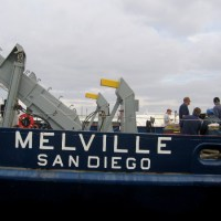 Photos aboard Scripps research vessel Melville!