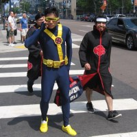 More photos of super creative cosplay at Comic-Con!
