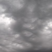 Even the gray clouds above are beautiful.