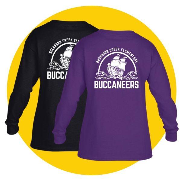 Buckhorn Creek Long Sleeve Shirts