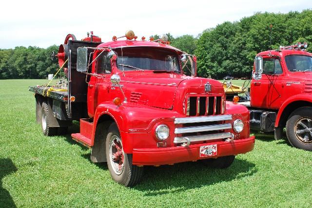 1961 International Truck Engine