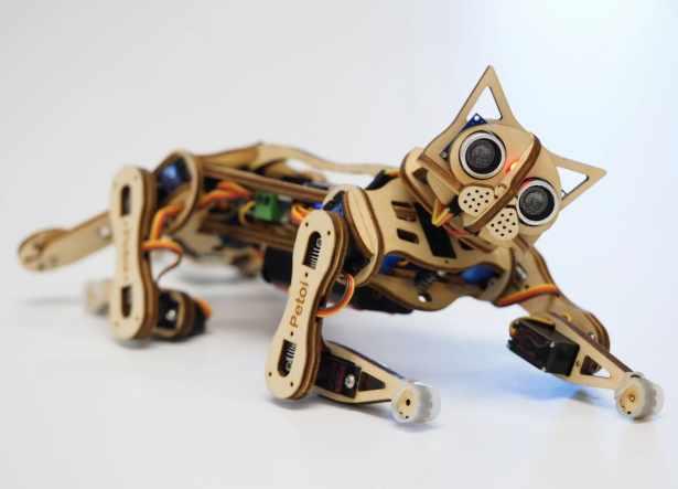 Roboter Selber Bauen Ohne Bausatz Collections | Lay