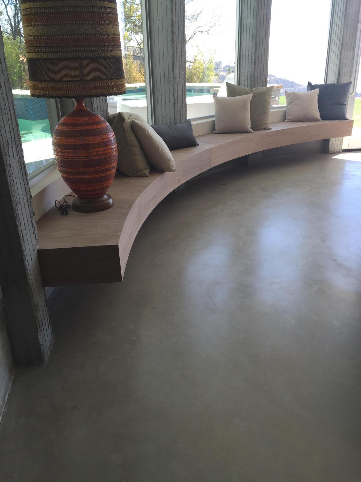 Residential interior floor-Hollywood, Ca