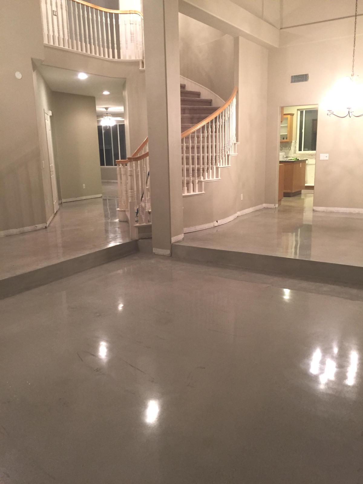 Residential interior floors-S. Clarita, Ca