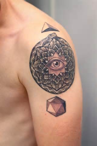 custom arm tattoo