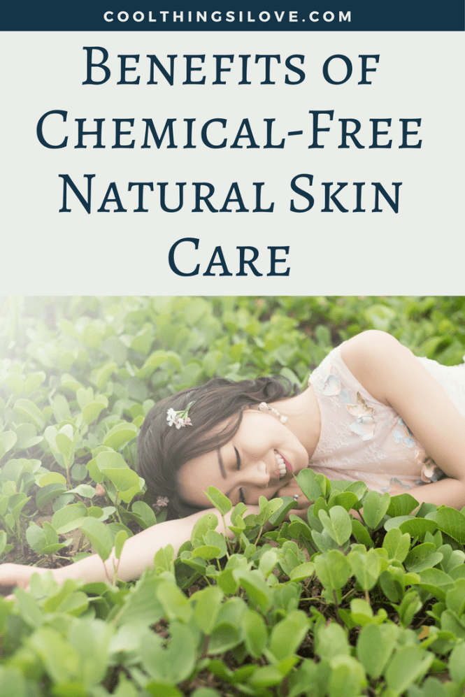natural skincare benefits