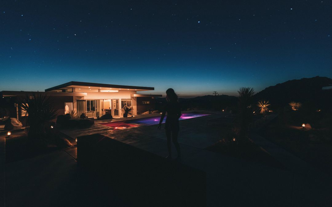 Window Tinting for Nighttime Privacy