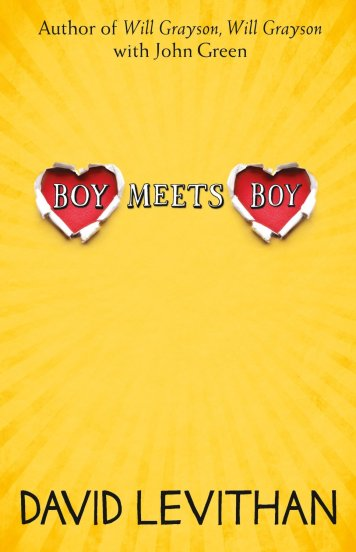 Boy Meets Boy (Capa)