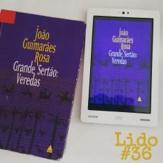 Grande Sertão: Veredas, de João Guimarães Rosa