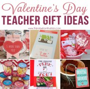 Best Valentine's Day Gifts Ideas for Teachers 2018 On A Budget