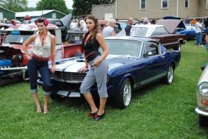 Bucks 66 Mustang fastback 2
