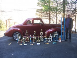 Richies 40 ford coupe 1