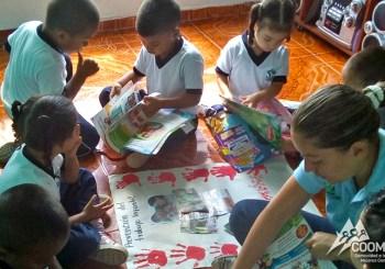 LAS MADRES COMUNITARIAS DICEN «NO» TRABAJO INFANTIL