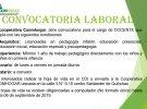 Convocatorias Laborales