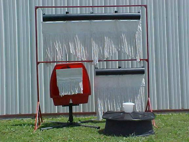 Cattle Fly Control Equipment Coon Manufacturing