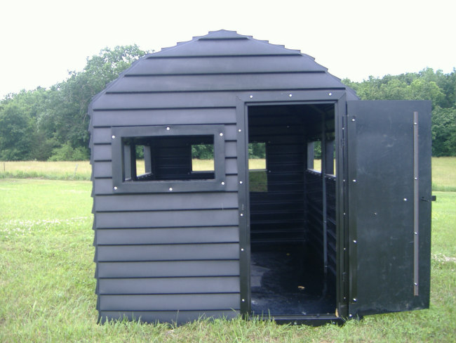 Hunting Blind – 6′ X 8′ – Coon Manufacturing