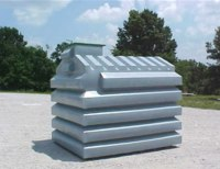 Boat Dock Floats – Coon Manufacturing