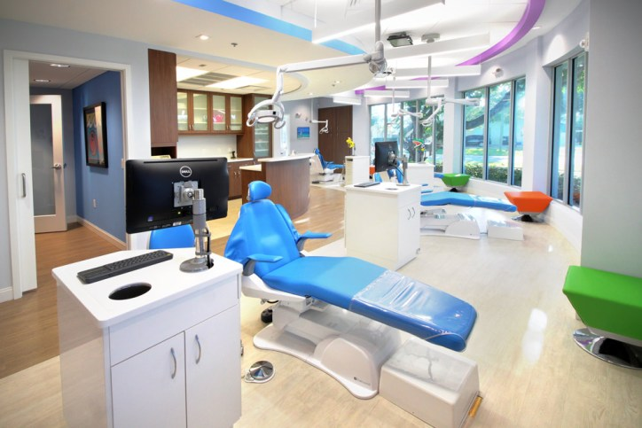 Search online for good dental office in your area