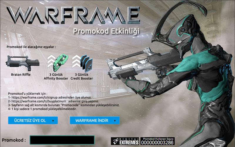 Warframe Warframe 2