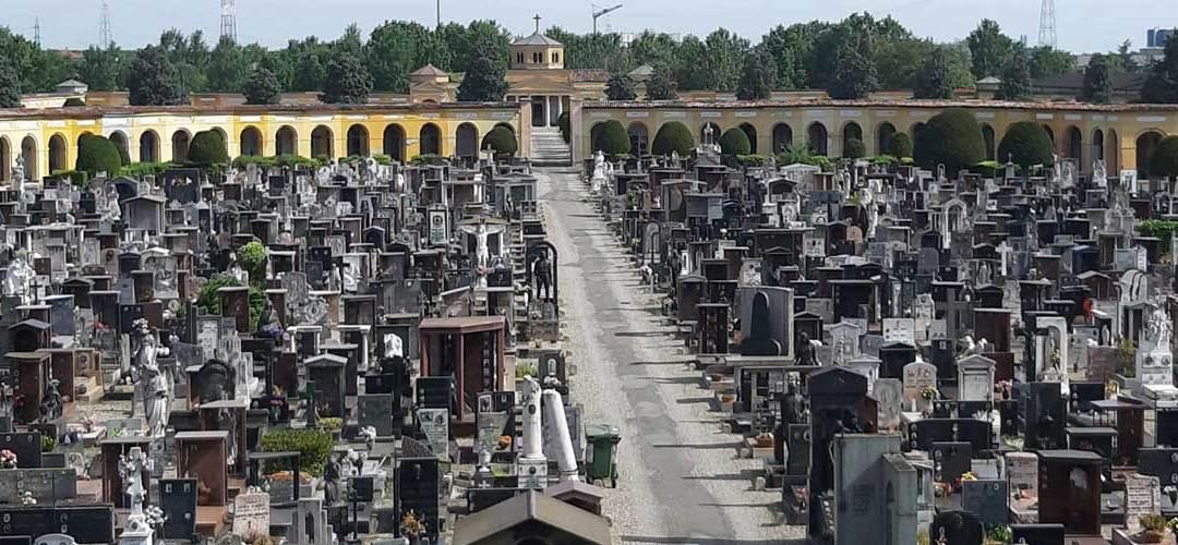 Emergenza Covid-19 al Cimitero di Piacenza