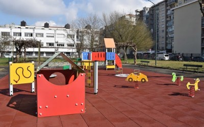 Turin – new sanitization of playgrounds